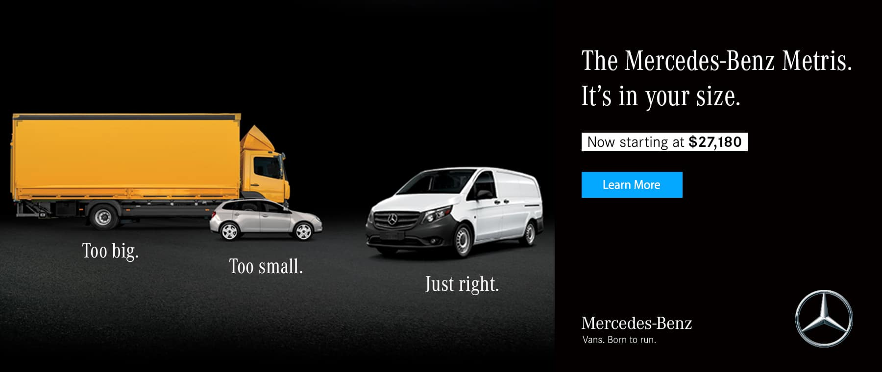 Mid Size Vans