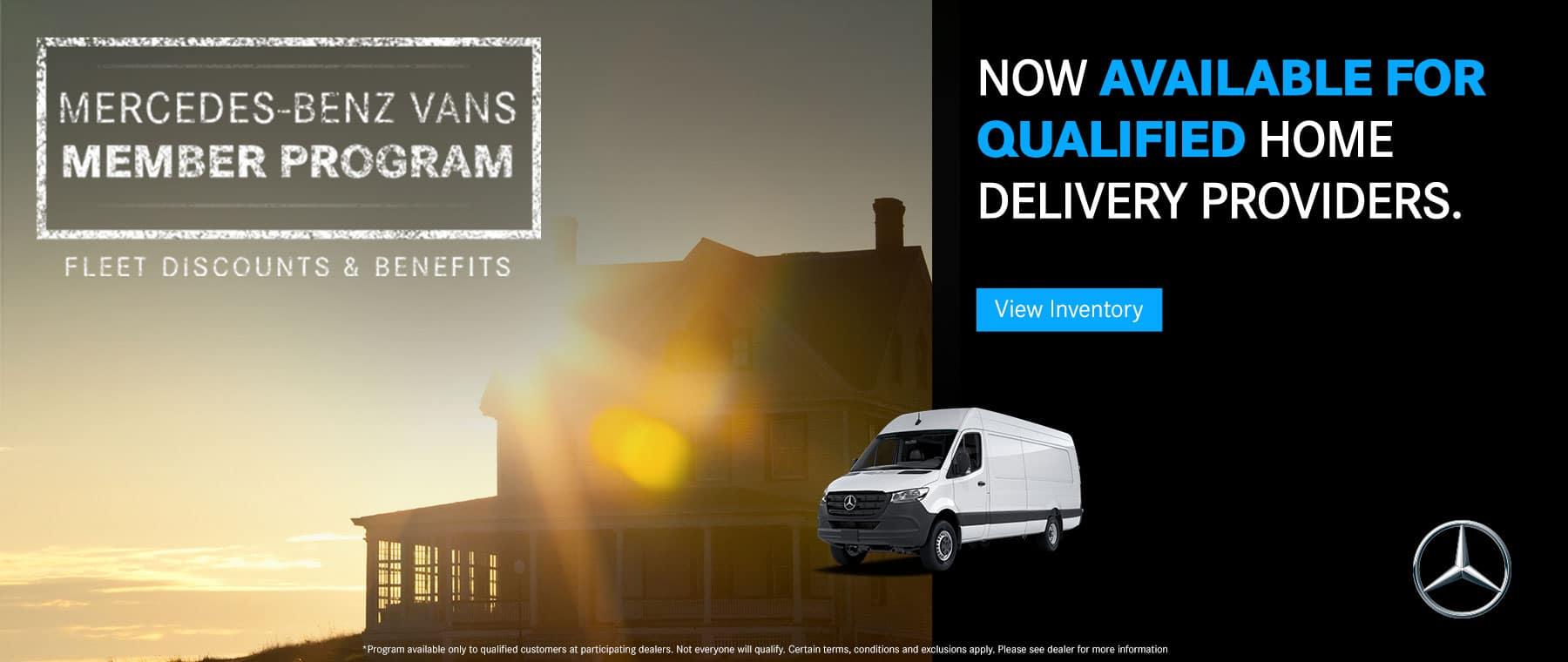 Vans Home Delivery