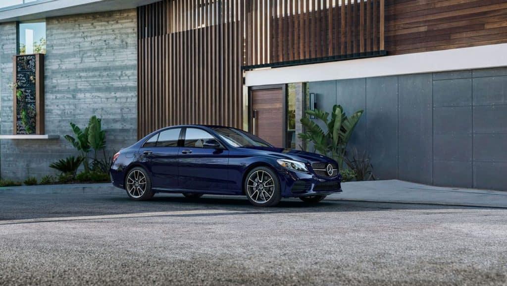 New 2021 Mercedes-Benz C 300 4MATIC® SEDAN