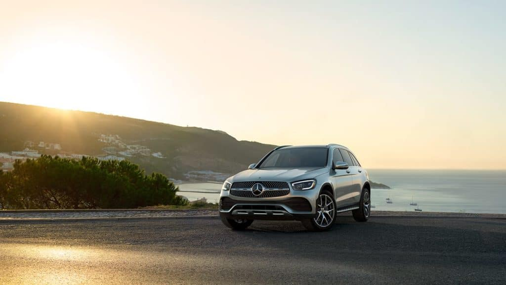 New 2021 Mercedes-Benz GLC 300 4MATIC® SUV