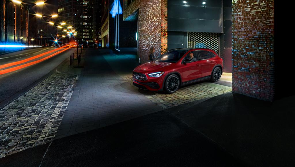 New 2021 Mercedes-Benz GLA 250 4MATIC® SUV
