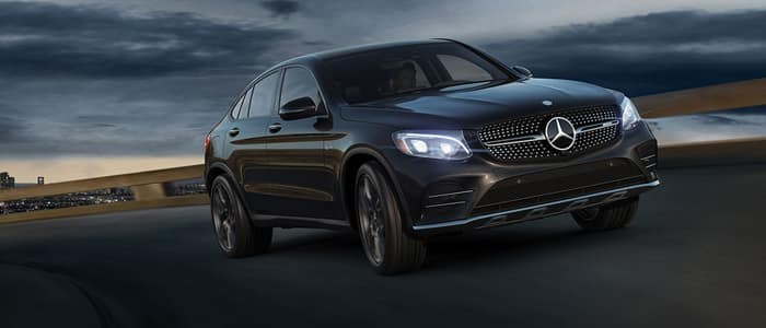 2018 AMG GLC 43 Coupe