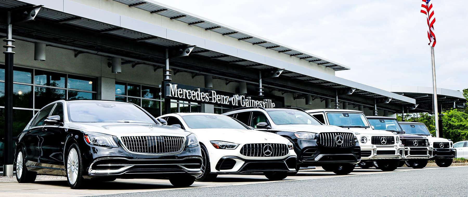 Mercedes-Benz of Gainesville Storefront