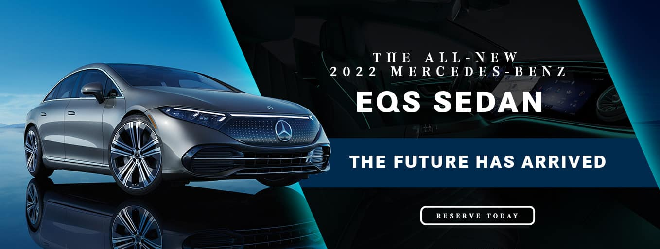 The All-New 2022 Mercedes-Benz EQS Sedan   The Future Has Arrived
