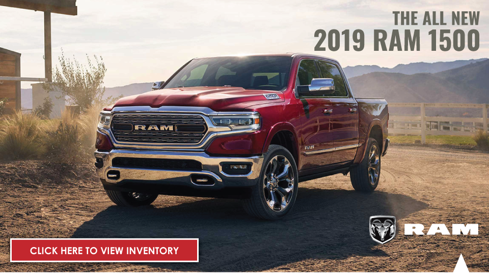 All New 2019 Ram 1500