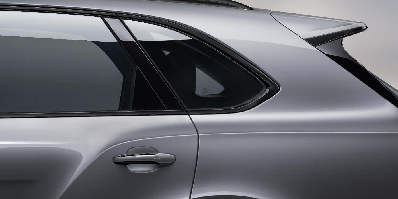 Bentley Bentayga Exterior Window