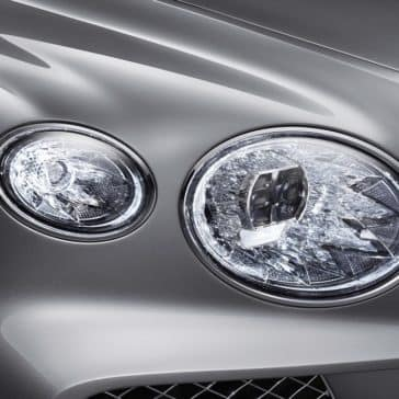 Bentley Bentayga Headlights
