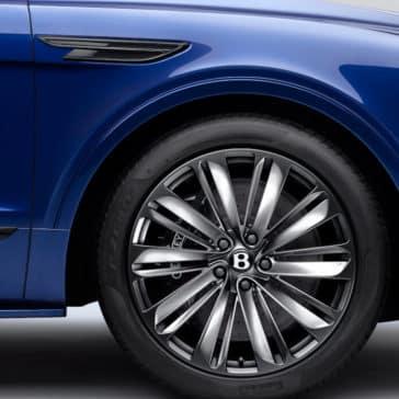 Bentley Bentayga Wheels