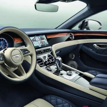 Bentley Continental Cockpit