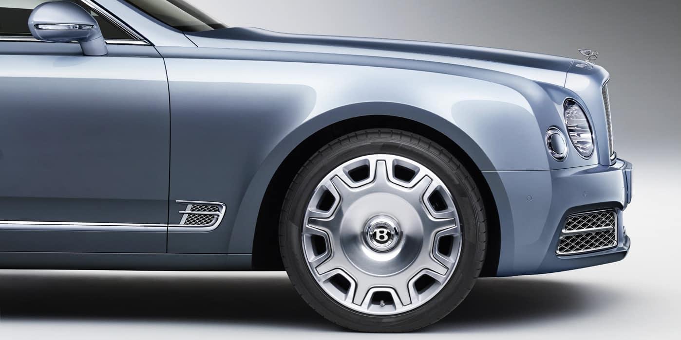 Bentley Mulsanne Wheels