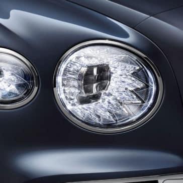 2021 Bentley Flying Spur Headlights