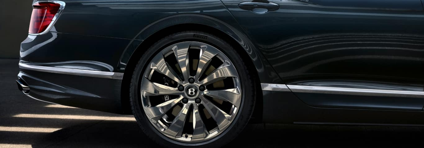 2021 Bentley Flying Spur Wheels