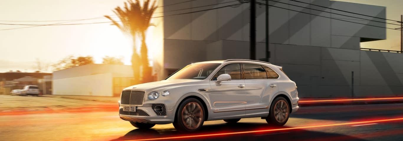 2021 Bentley Bentayga Hybrid Exterior