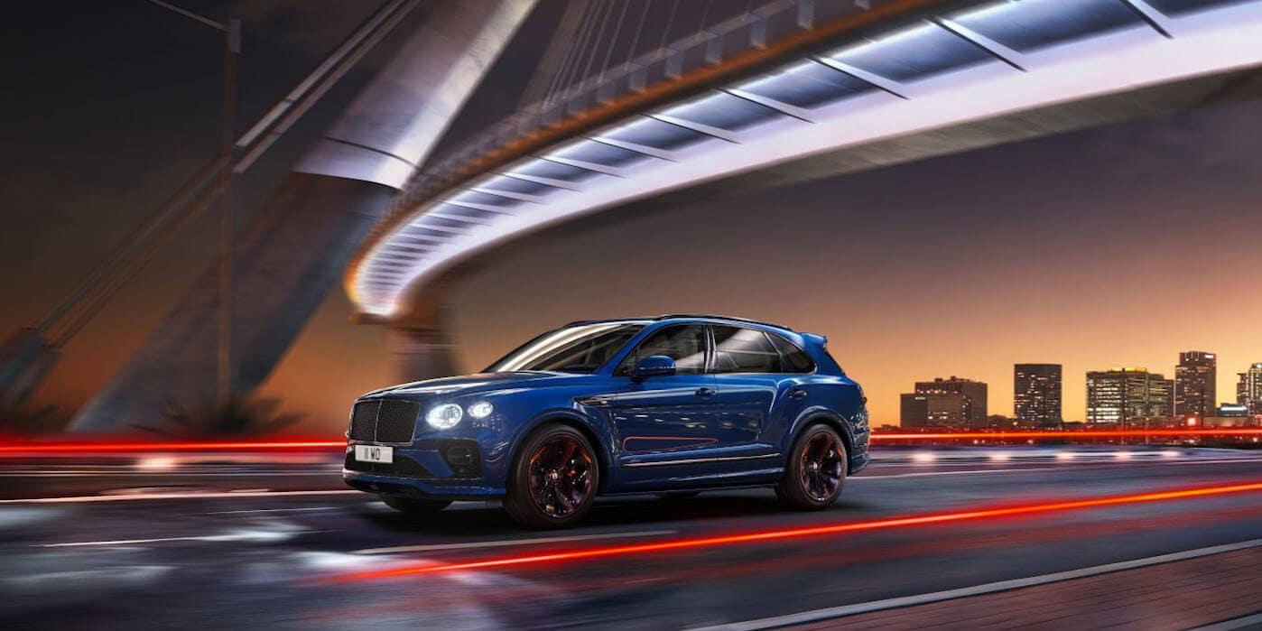 2021 Bentley Bentayga Speed Exterior