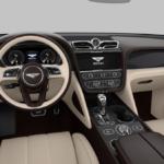 2021 Bentley Bentayga V8 Carbon Fibre Interior