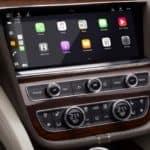 Bentley Apple CarPlay