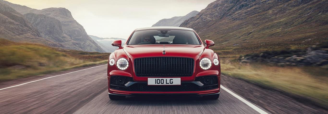 Bentley Flying Spur V8 Front