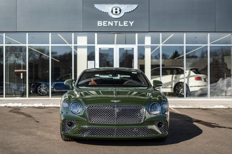 Bentley Minneapolis dealership