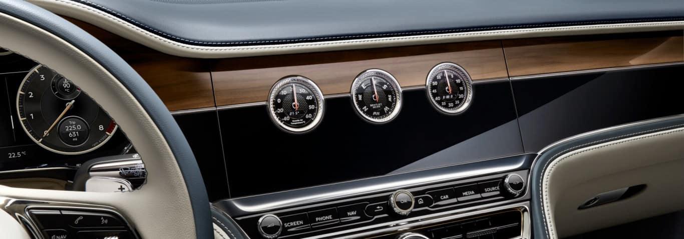 Bentley Rotating Display