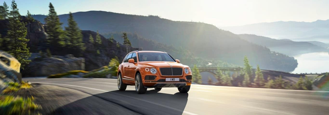 Bentley Bentayga First Gen