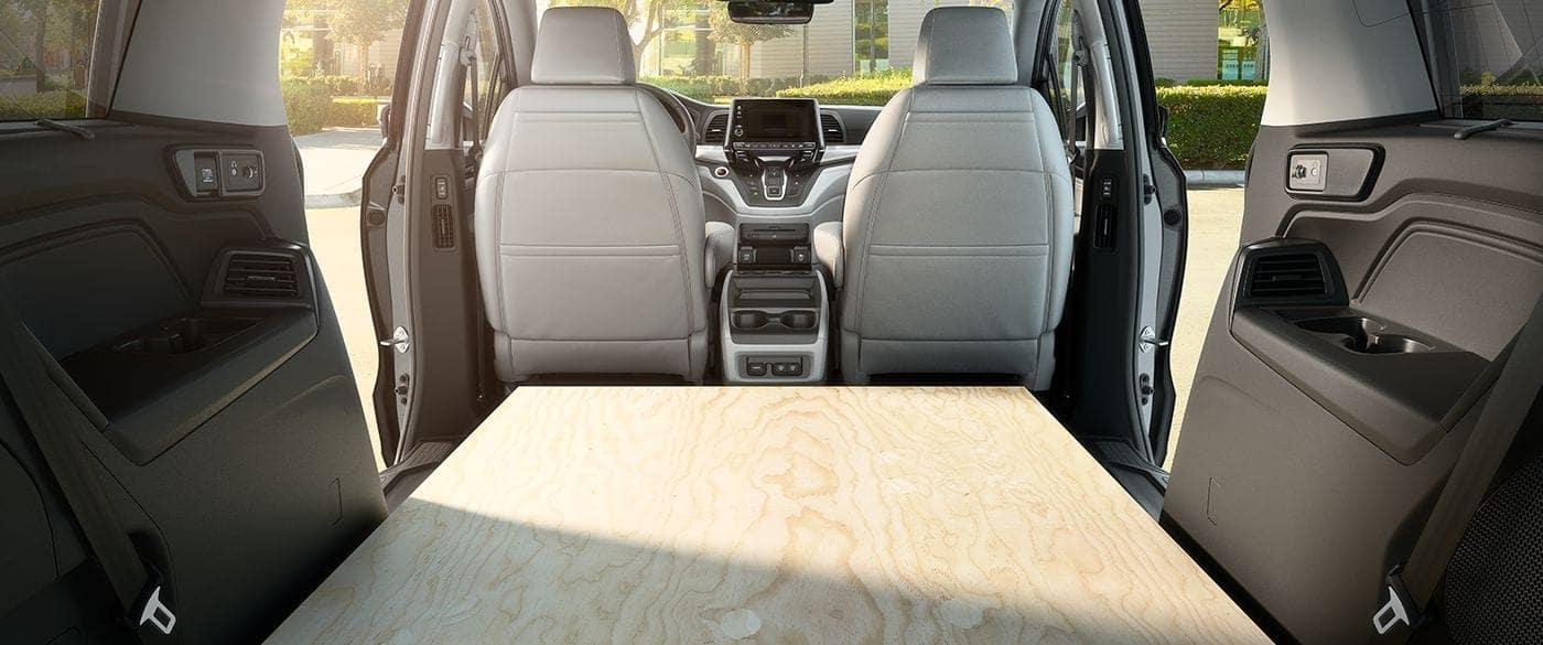 2018 Honda Odyssey Space