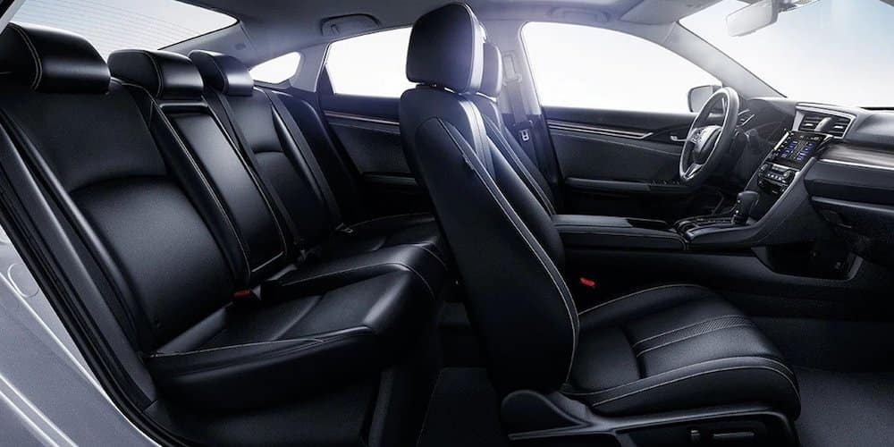 2019 Honda Civic Full Interior View
