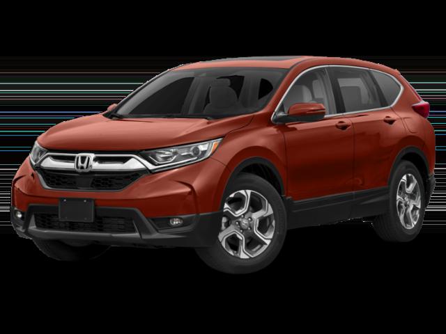 Brown 2019 Honda CR-V EX