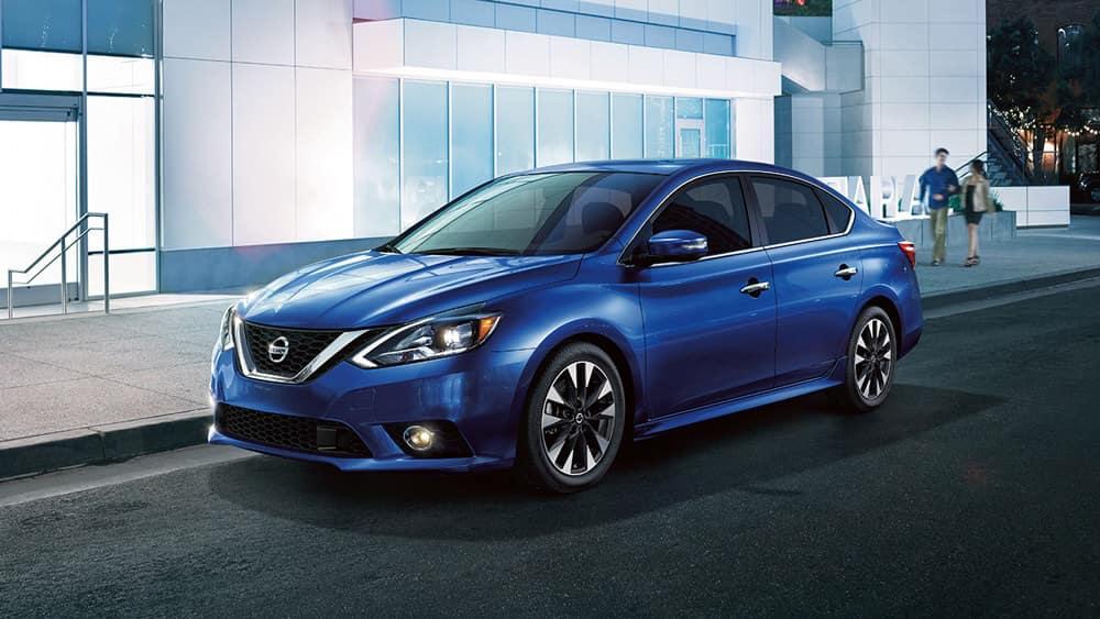 2018 Nissan Sentra Blue Original