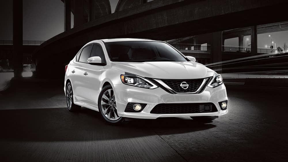 2018 Nissan Sentra White Original