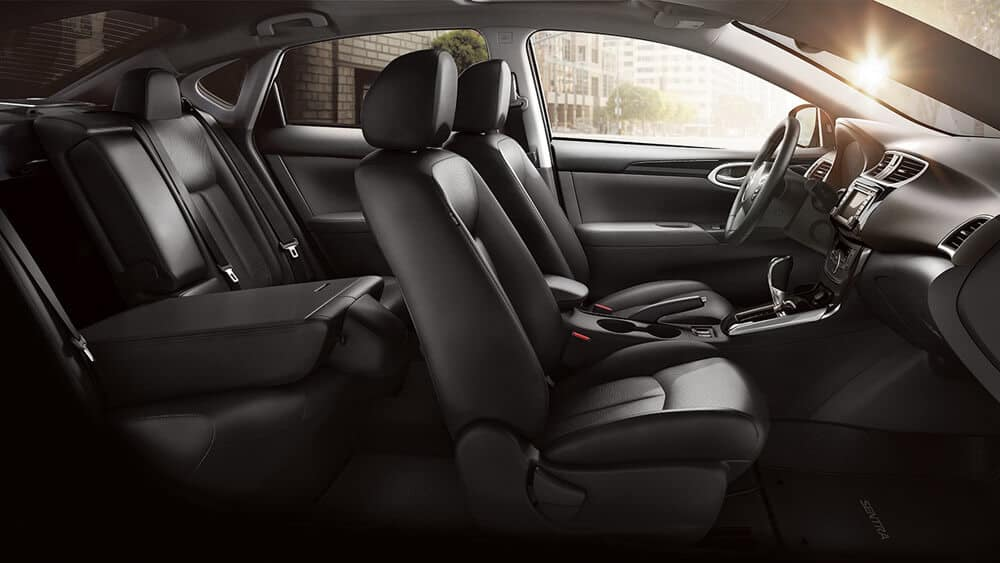 2018 Nissan Sentra Folded Rear Seat Original