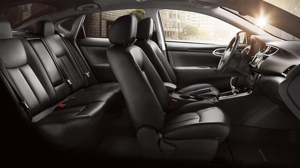 2018 Nissan Sentra Interior Original