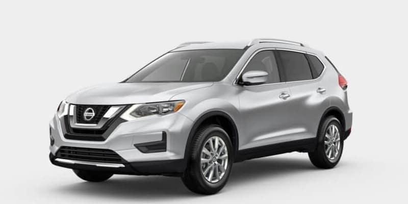 2019 Nissan Rogue Brilliant Silver