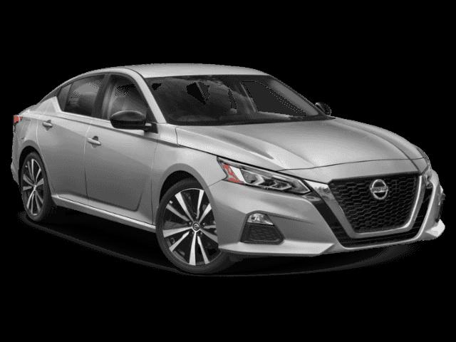 New 2019 Nissan Altima 2.5 SR FWD 4D Sedan