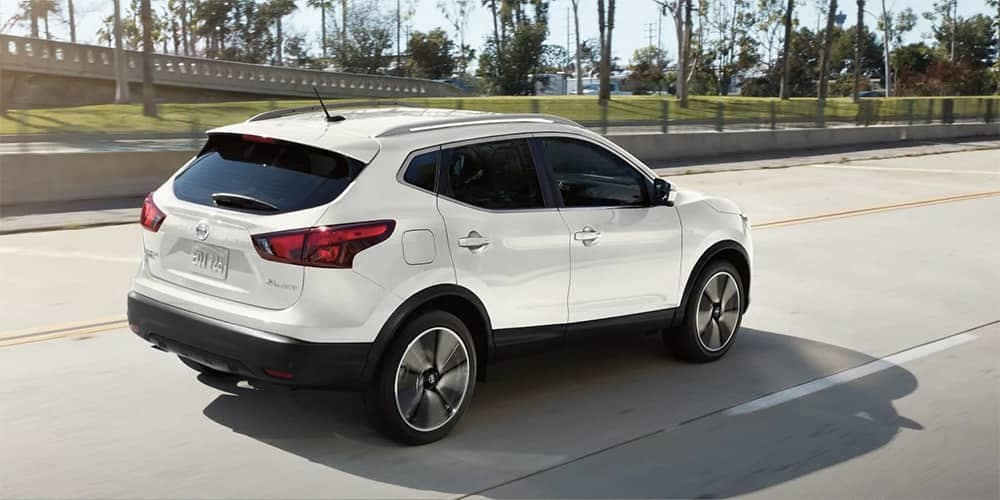 2019 Nissan Rogue Sport white