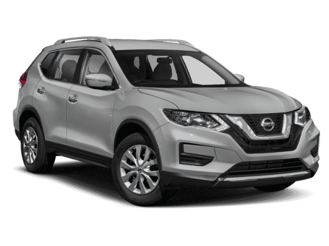 New 2019 Nissan Rogue S AWD Lease Special!