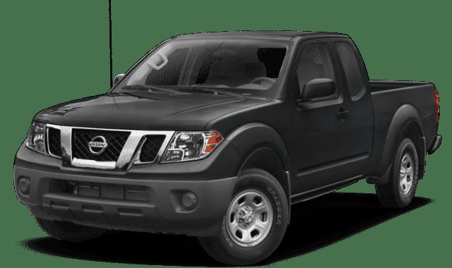 Black 2019 Nissan Frontier