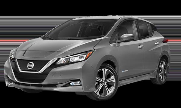 2019 Nissan Leaf Gray
