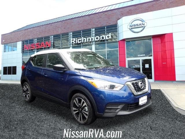 New 2019 Nissan Kicks SV FWD 4D Sport Utility Lease Special!