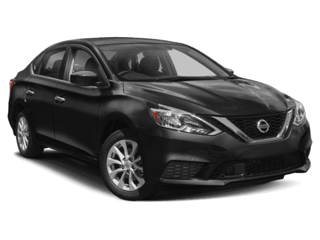 New 2019 Nissan Sentra SV FWD 4D Sedan Lease Special!