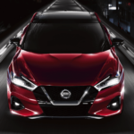 2020 Nissan Maxima on highway