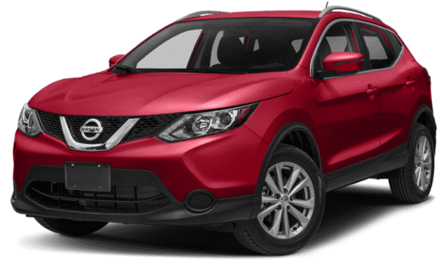 Red 2019 Nissan Rogue Sport
