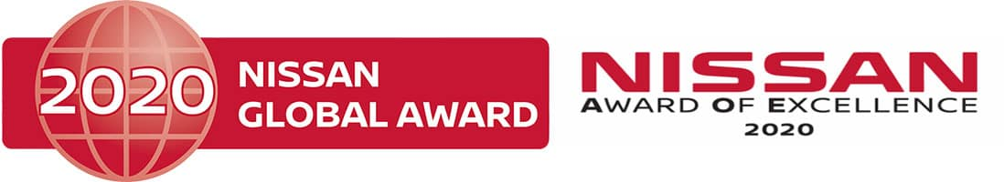 Nissan Global Award and Award of Excellence 2020