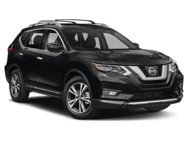 New 2019 Rogue S AWD