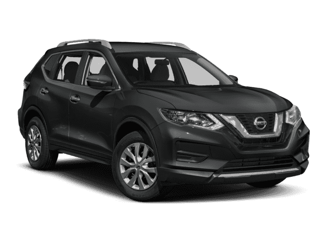 New 2018 Rogue SV AWD