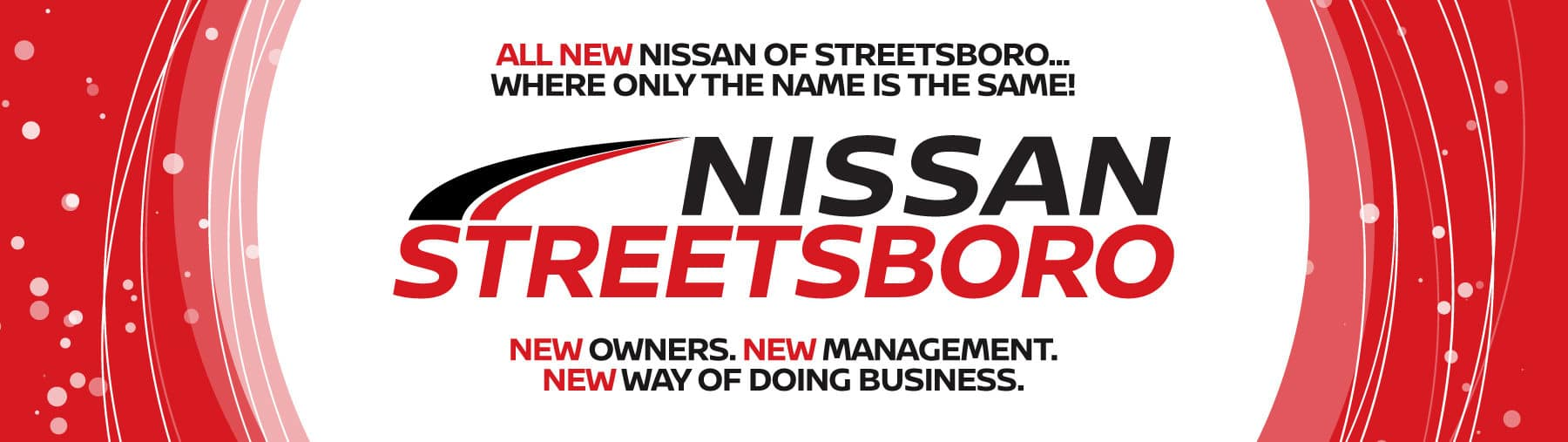 Nissan Dealership located in Streetsboro Ohio