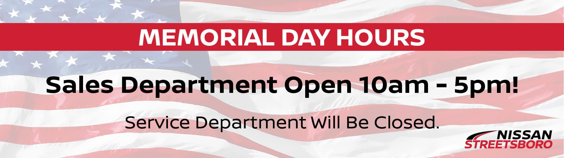 MDW Holiday Hours