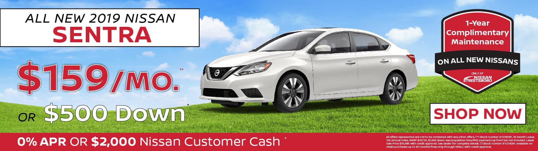 Nissan Sentra Special Ohio
