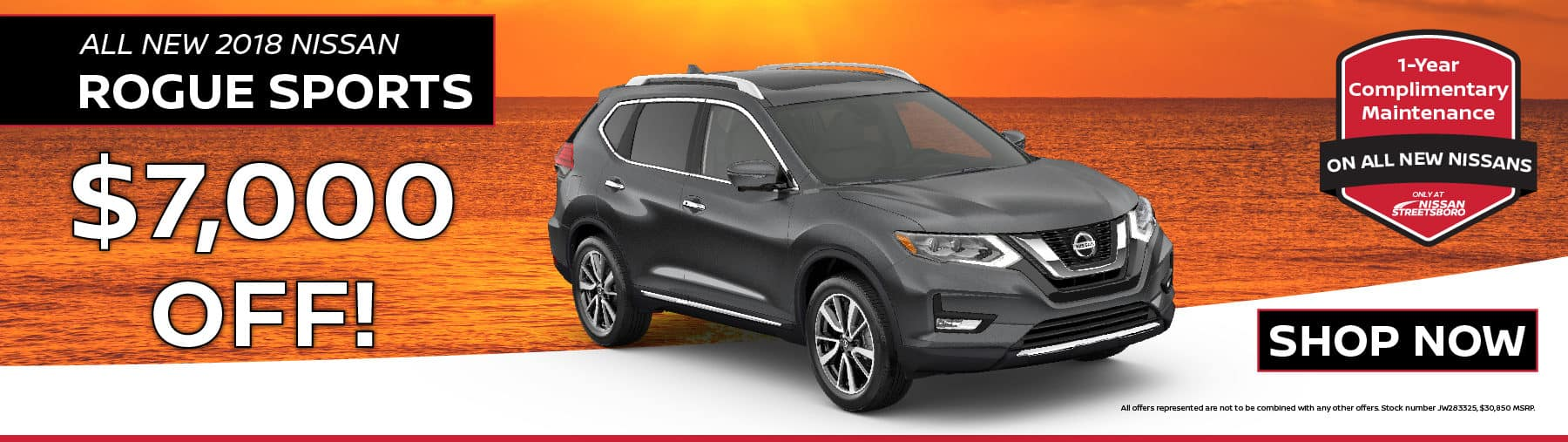 2018 Nissan Rogue Special