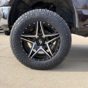 Lifted Truck page