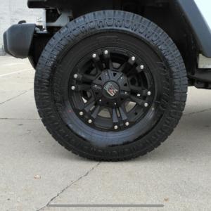 Pre-Owned 2018 Jeep Wrangler JK Unlimited Sport 4WD